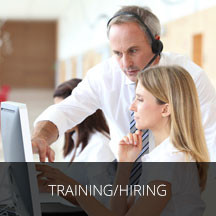 TRAINING - HIRING